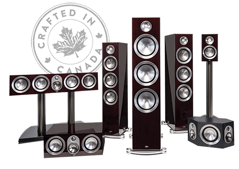 Paradigm 174 High Performance Audio Crafted In Canada