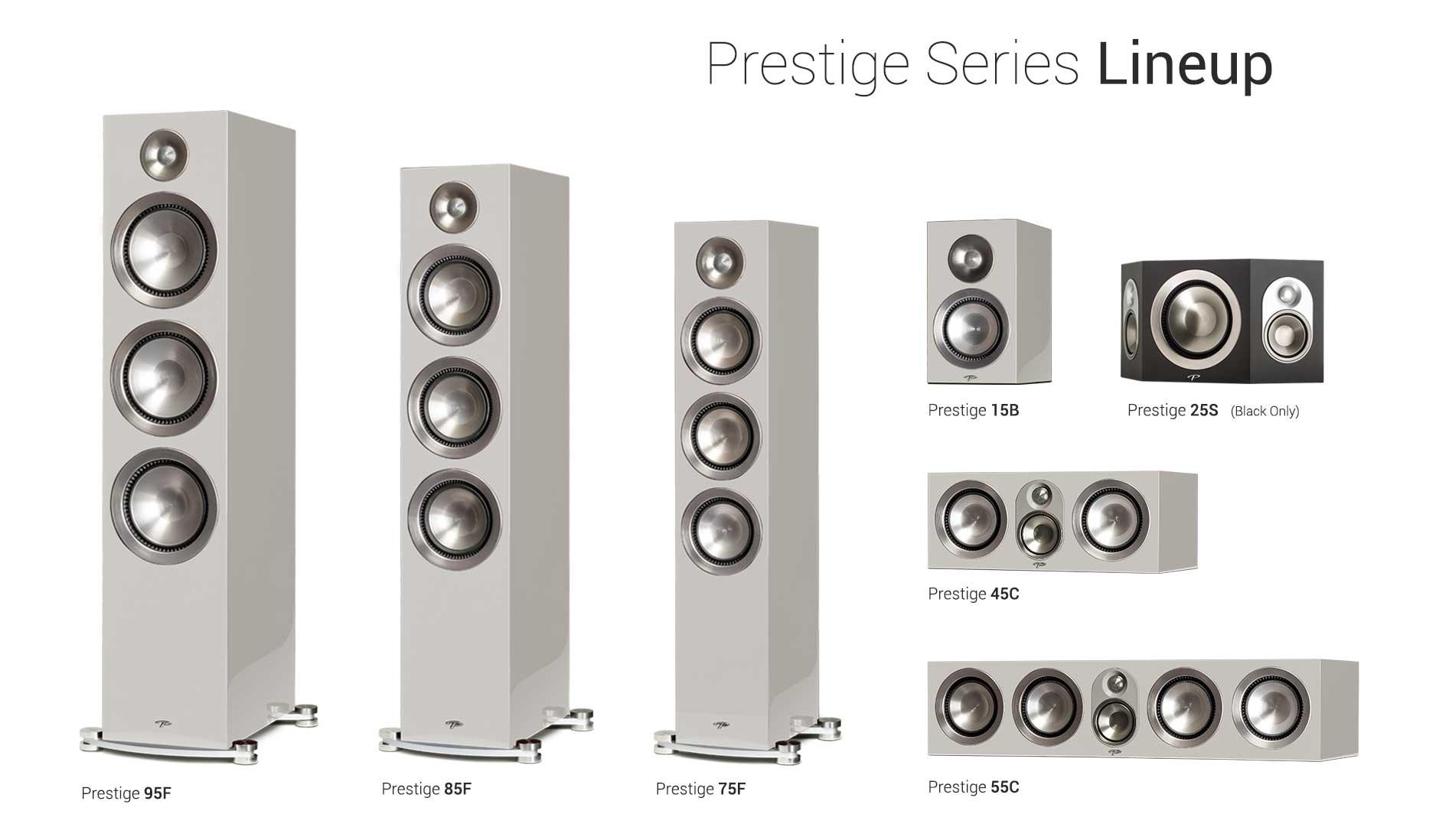 Paradigm® | Prestige Series | Prestige 85F | Overview