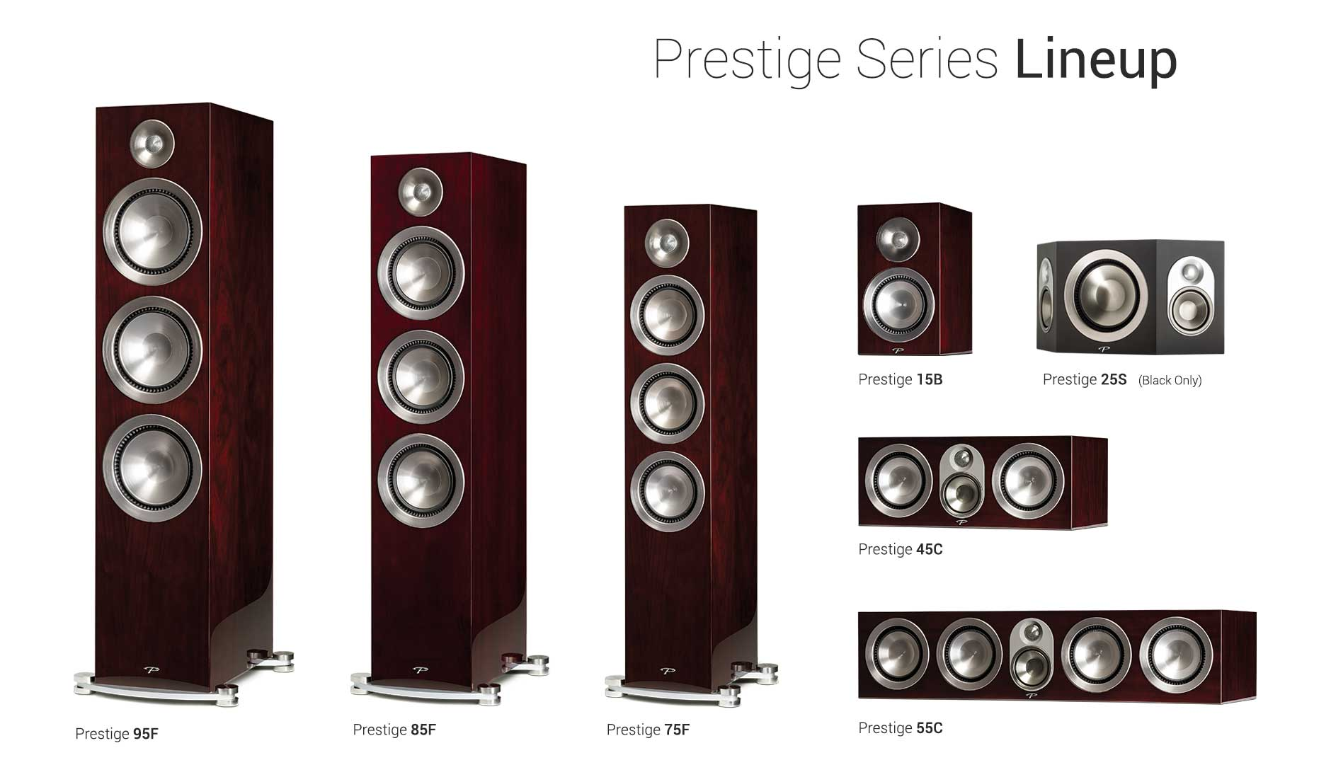 Paradigm® | Prestige 75F | Overview