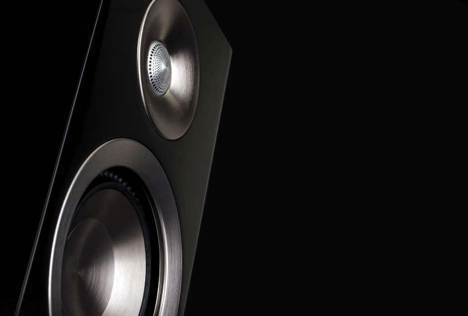 Paradigm Prestige 45C Center Speaker Detail-1