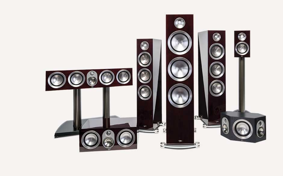 Paradigm Prestige 45C Center Speaker Detail-3