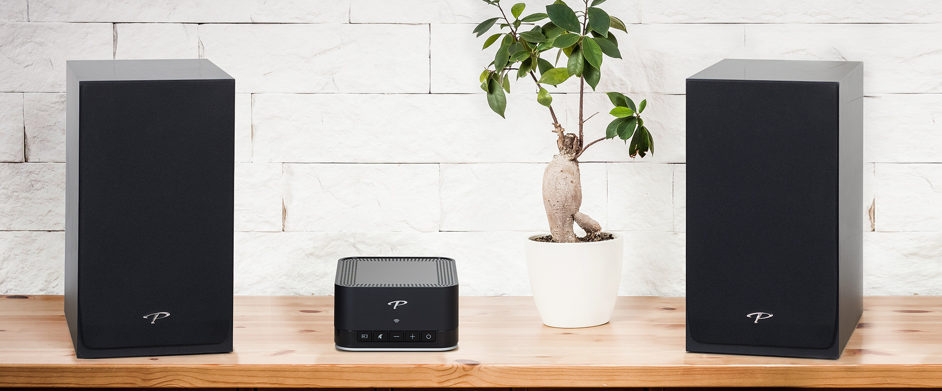 PARADIGM Monitor SE Atom Bookshelf Speaker (Gloss White) | Audio Video  Unlimited
